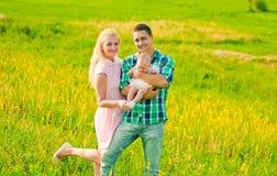 Jovens felizes Imagens de Stock Royalty Free