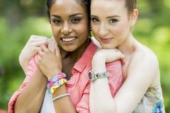 Jovens mulheres imagens de stock royalty free