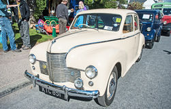 Jowett Javelin from early 1950's Stock Images