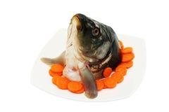 jowl моркови Стоковое фото RF