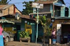 Joy Bar silenziosa mombasa Immagine Stock