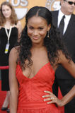 Joy Bryant. At the 13th Annual Screen Actors Guild Awards at the Shrine Auditorium. January 28, 2007 Los Angeles, CA Picture: Paul Smith / Featureflash Stock Photography