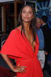 Joy Bryant. Actress JOY BRYANT at the world premiere, at Universal Studios Hollywood, of her new movie The Skeleton Key. August 2, 2005 Los Angeles, CA 2005 Paul stock images