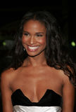 Joy Bryant. HOLLYWOOD, CALIFORNIA. November 2, 2005. Joy Bryant at the Paramount Pictures' Get Rich or Die Tryin' Los Angeles Premiere at the Grauman's Chinese Royalty Free Stock Photography