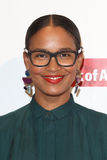 Joy Bryant. NEW YORK-APR 19: Joy Bryant attends the Food Bank for New York City`s Can-Do Awards Dinner 2017 at Cipriani`s on April 19, 2017 in New York City Stock Photography