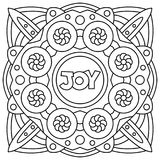 Joy. Coloring page. Vector illustration. Royalty Free Stock Photos