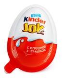 Joy Kinder Merendero plus aimable d'isolement sur le blanc photos stock