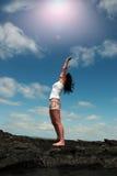 Joy of life 45 Stock Image