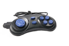Joy stick. S are usually used as computer game accesories stock photos
