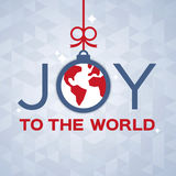 Joy to the World Royalty Free Stock Image