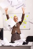 Joy after work Stock Photography