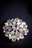 Joya del diamante Fotografía de archivo libre de regalías