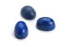 Joya del lapislázuli de Lapis Foto de archivo