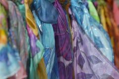 Joyas - bufanda Imagenes de archivo