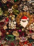 Joyas de la Navidad fotografía de archivo libre de regalías