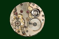 Joyas en un reloj imagen de archivo libre de regalías