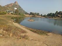 Joychondi-kleiner Hügel Lizenzfreies Stockbild
