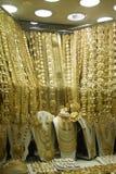 Joyería del oro Imagen de archivo libre de regalías