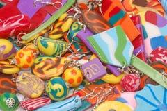Joyería hecha a mano Imagen de archivo libre de regalías