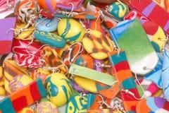 Joyería hecha a mano Imágenes de archivo libres de regalías