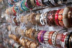 Joyería india Imagen de archivo libre de regalías