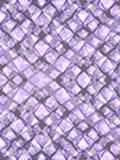 Joyería violeta Imágenes de archivo libres de regalías