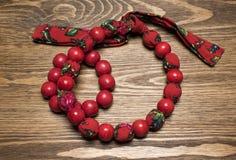 Joyería y accesorios elegantes del ` s de las mujeres Imagen de archivo