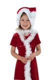 Joyeuse Santa Images stock