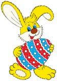 Joyeuses Pâques ! Images libres de droits