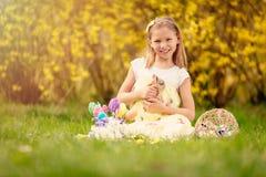 Joyeuses Pâques ! Photos libres de droits