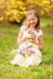 Joyeuses Pâques ! Photographie stock libre de droits