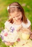 Joyeuses Pâques ! Photographie stock