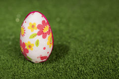 Joyeuses paques Easter eggs Stock Image