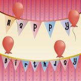 Joyeux anniversaire Photos libres de droits
