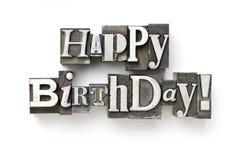 Joyeux anniversaire ! Photos libres de droits