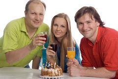 Joyeux anniversaire ! image libre de droits