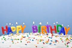 Joyeux anniversaire Image libre de droits