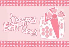Joyeux anniversaire Photo stock