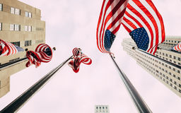Joyeux anniversaire Amérique photos stock
