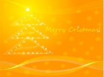 Joyeux cristmas illustration stock