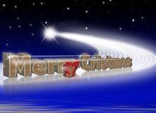 Joyeux cristmas Image stock