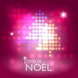 "Joyeux Noà ""l 图库摄影"