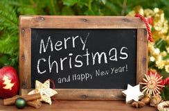 Joyeux Noël photo stock
