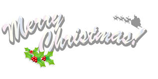 Joyeux Noël illustration libre de droits