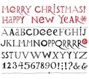 Joyeux Noël ! Illustration Stock