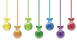 Joyeux Noël de fond Photographie stock libre de droits