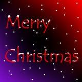 Joyeux Noël de Milou Illustration Libre de Droits