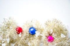 Joyeux Noël et bonne année Image stock