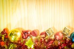 Joyeux Noël et bonne année background1 image stock