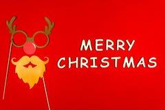 Joyeux Noël et fond heureux de la nouvelle année 2019 image libre de droits